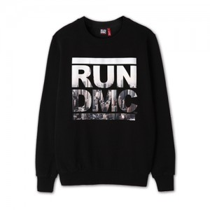 RUNDMC SKYLINE SWEATSHIRTS (black)