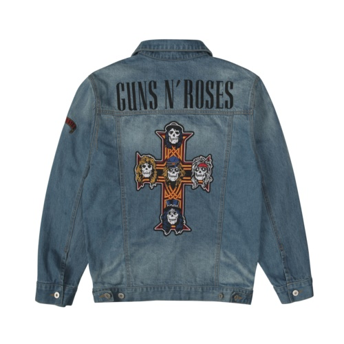 GNR APPETITECROSS DENIM JACKET