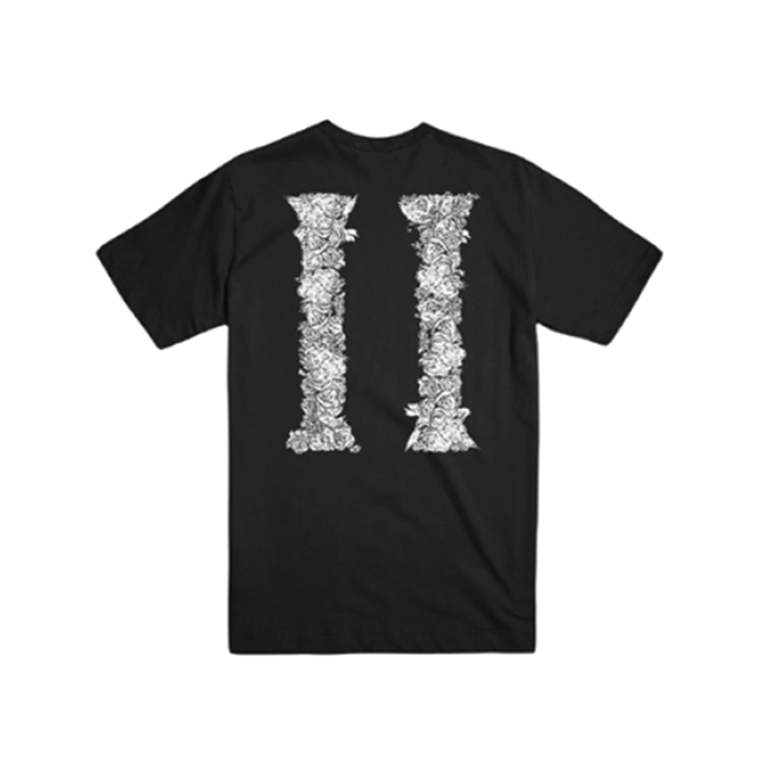 [Migos] CULTURE COLUMNS OUTLINE T-SHIRT BLACK