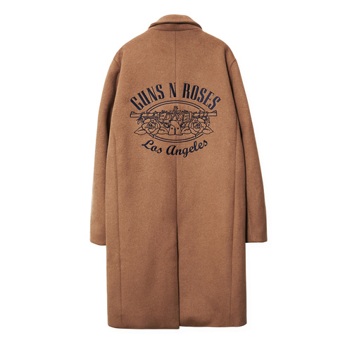 GNR PARADISE CITY COAT (BRENT1805)
