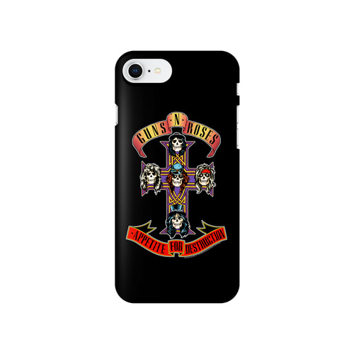 GNR APPETITE IPHONE 7/8 CASE (BRENT183)