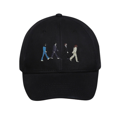 TB ABBEY ROAD CAP BK (BRENT1844)