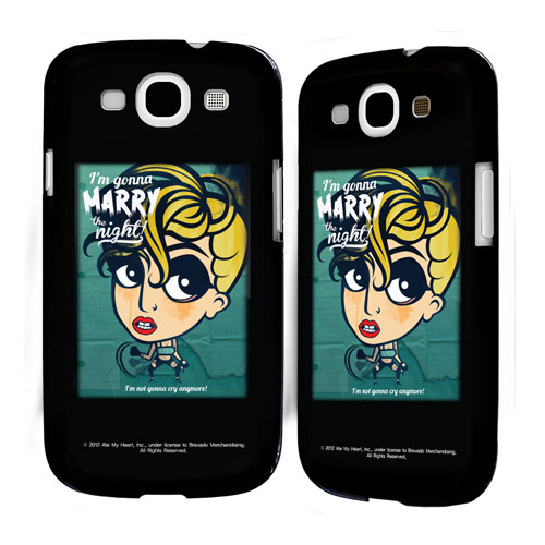 [LADY GAGA] MARRY CARTOON(IPHONE4/S3)