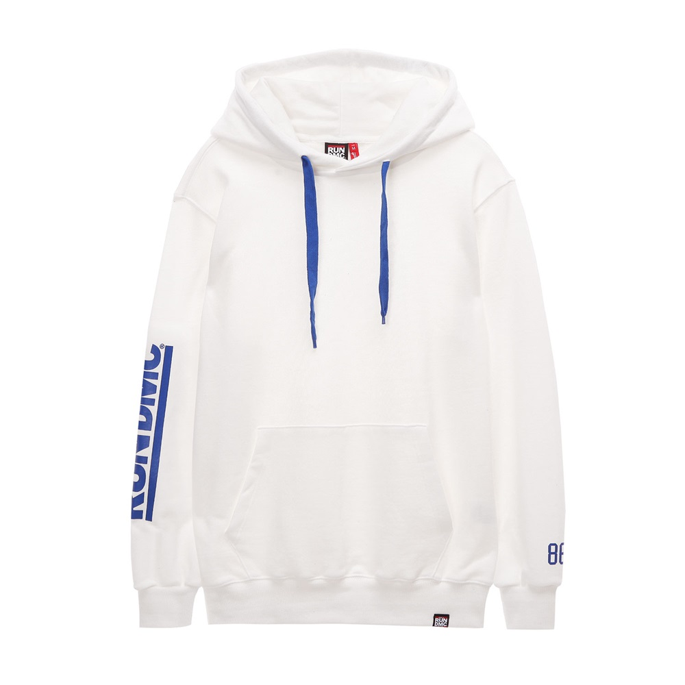 [RUN DMC] WALK THIS WAY HOODIE IVORY