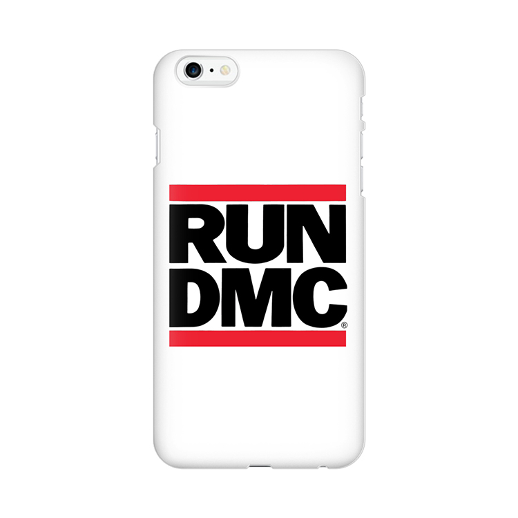 [RUN DMC] Logo White iPhone7 / 7 Plus Case