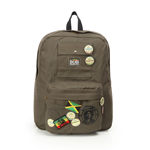 [BOBMARLEY] ZION BACKPACK