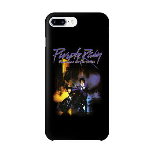 PRINCE PURPLE RAIN COVER IPHONE 7 PLUS/8 PLUS CASE (BRENT187)